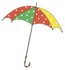Вектор зонт
