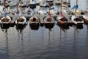 Yachts in Tallinn