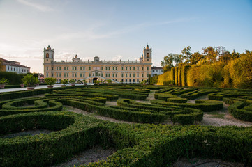 Royal garden of the Palace of Colorno - Parma