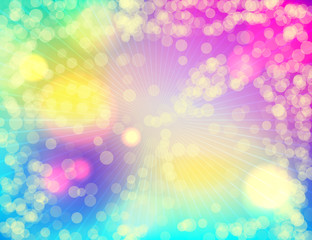 artColorful abstract background vector illustration