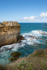 The Razorback, Great Ocean Road, Southern Victoria, Australia