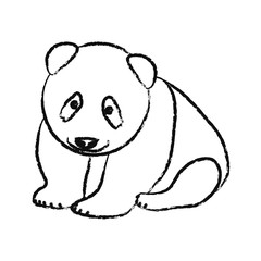 Sketch panda