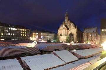 norimberga città della germania baviera settentrionale