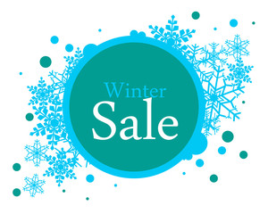 Poster winter sale