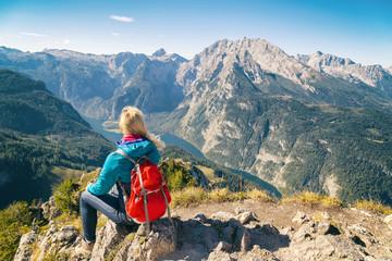 Wall Mural - Jenner Berg - Berchtesgadener Alpen