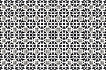 Серый орнамент. 5