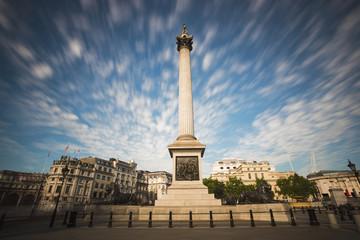 Fototapete - Nelson's Column, London