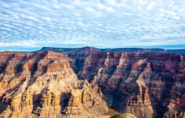 USA,Arizona, the West Rim of the Grand Canyon