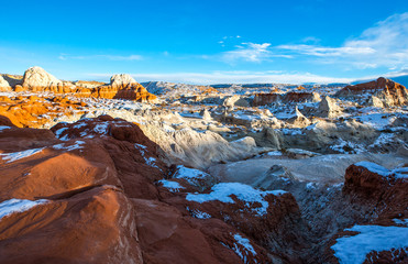 USA, Utah, the Vermillion Cliffs of the Paria Canyon