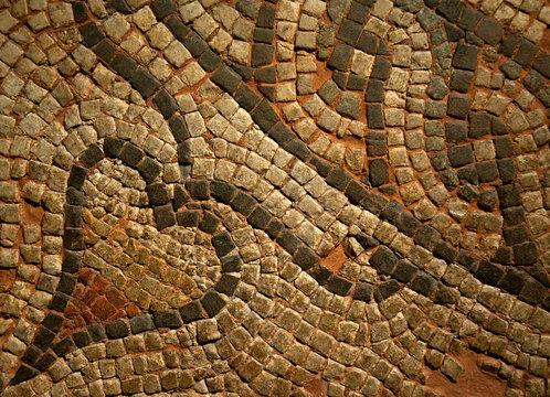 Roman Mosiac Detail