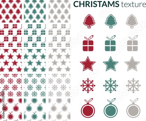 Immagini Natalizie Vettoriali.Texture Natale Immagini E Vettoriali Royalty Free Su Fotolia Com