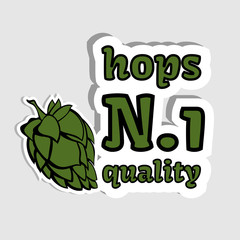 Hops Number 1 Quality