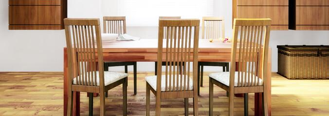 Tischgruppe (panoramisch)