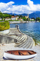 holidays in Italy - beautiful villages of Lago di Como, Tremezzi
