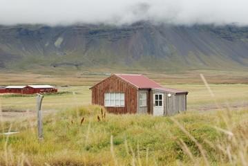 Icelandic Farm house