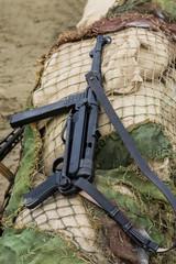Pistola mitragliatrice tedesca della seconda guerra mondiale