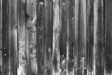 Holzhintergrund, abgewittert, schwarz-weiß