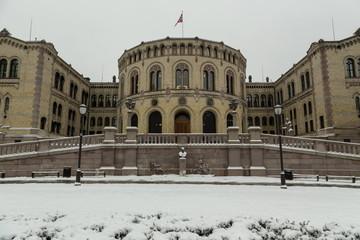 norwagian parliament