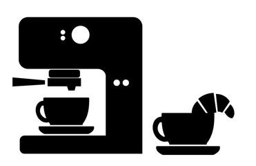 Café / Croissant