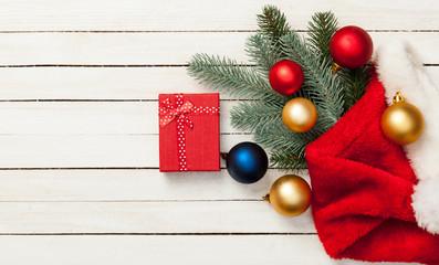 Gift box and babules