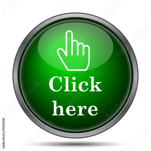 """Click here icon"" Stock photo and royalty-free images on ..."