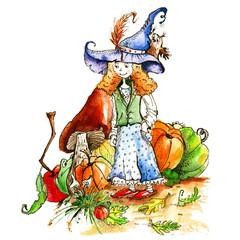 Фея осень и урожай