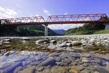 橋と清流no.1