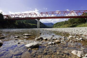 橋と清流no.3