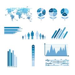infographics and charts