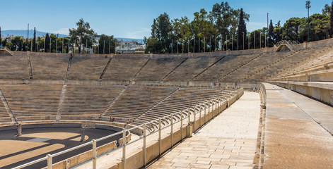 stade olympique Athènes