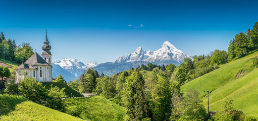 Nationalpark Berchtesgadener Land, Bavaria, Germany Wall mural