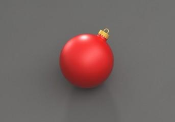 Weihnachtskugel für Weihnachten