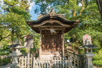 Dazaifu shrine in Fukuoka, Japan.