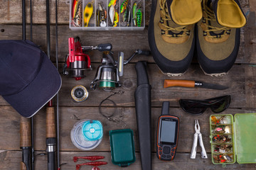 top fishing tackles and fishing gear