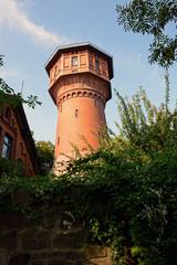 alter Wasserturm in Wolfenbüttel