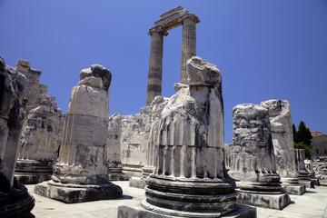 Didyma Temple of Apollo, Turkey