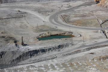 Copper-molybdenum mine 1
