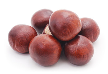 Group chestnuts.