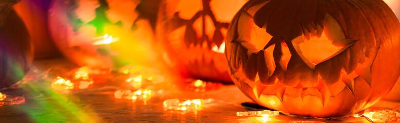 Happy halloween tradition