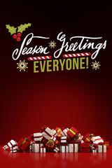 Seasons Greetings Everyone for Christmas!