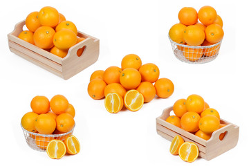 Orangen, apfelsinen