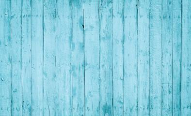 light blue wooden planks