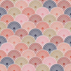 Overlap Circle Pattern