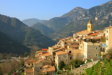Sainte-Agnès, Alpes-Maritimes