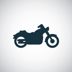 motorcycle icon.