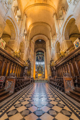 The Basilica of St. Sernin in Toulouse, France.