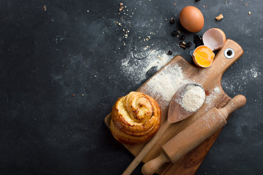 Baking pastry ingredients