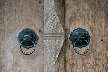 Door holder Thai style