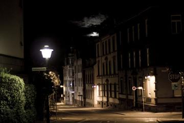 Offenburg bei Nacht