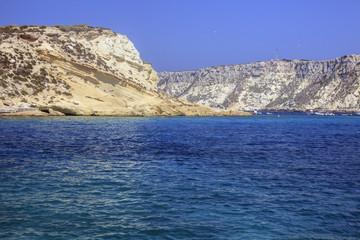 Il meraviglioso mare delle Tremiti